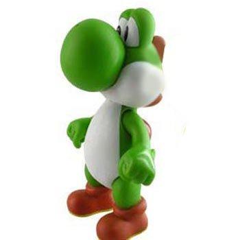 Super Mario Brother 5 Inch Figure Green - Inch Figures Mario 5