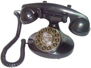 Paramount - Alexis 1922 Decorator Phone - Phone Decorator
