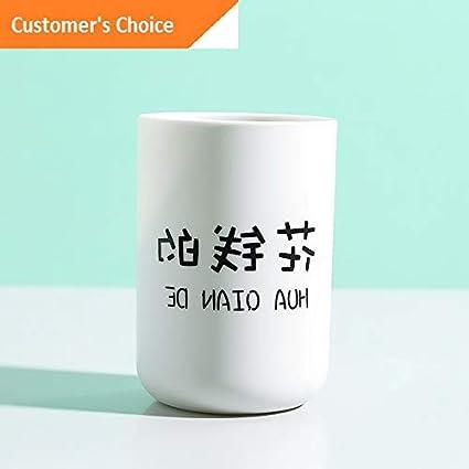 Amazon.com: Hebel Plastic Bathroom Tooth Mug Unbreakable ...