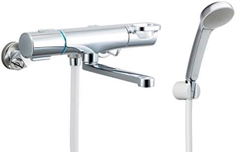 [スポンサー プロダクト]【Amazon.co.jp限定】LIXIL(リクシル) INAX 浴室用サーモスタット付シャワーバス水栓 BF-WM145TSG-AMZ
