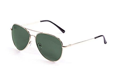 44d19bc572dea3 SUNPERS Sunglasses SU181101 Lunette de Soleil Mixte Adulte Vert ...