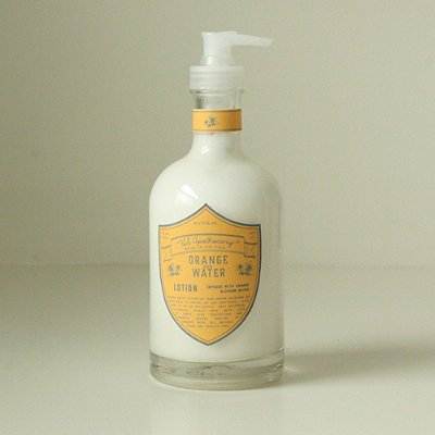 Us Apothecary Lotion - Orange Water ()