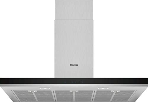 Siemens iQ300 LC97BHM50 campana 710 m³/h De pared Acero inoxidable B: 312.18: Amazon.es: Hogar