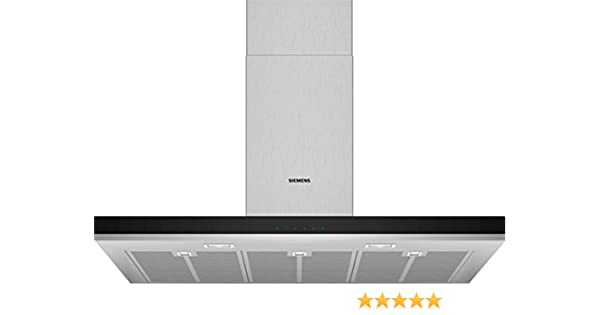 Siemens iQ300 LC97BHM50 - Campana (710 m³/h, Canalizado, A, A, B, 65 dB)