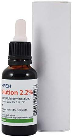 2 2 Lugols Iodine Solution Pharmaceutical product image
