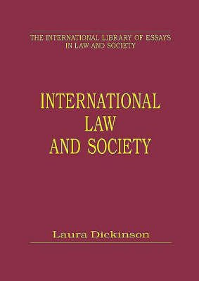 International Law and Society (The International Library of Essays in Law and Society)