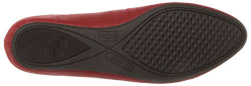 Aerosoles Vrouwen Metro Park Slip-on Loafer Rode Suède