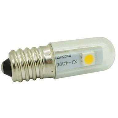 E14 0,8 W 3 LED Bombilla 100 lm 2800-6500K 5050 SMD Lámpara