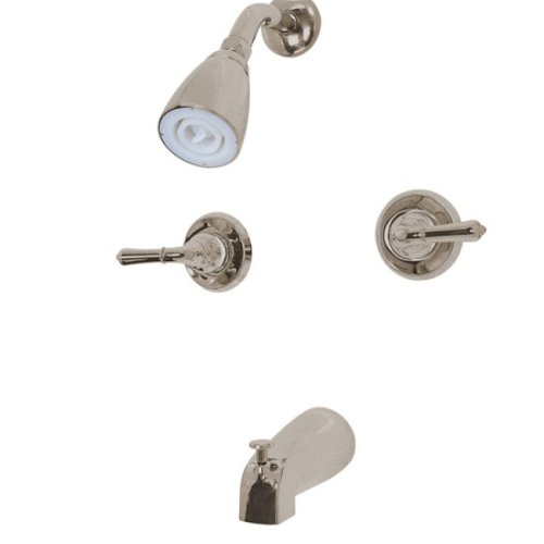 Kingston Brass Kb248 Magellan Tub And Shower Faucet 2 Magellan