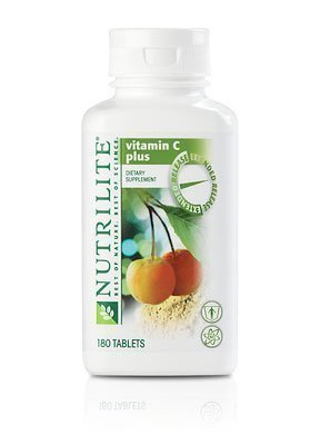 NUTRILITE Vitamin C Plus Extended Release 180 tablets by Nutrilite