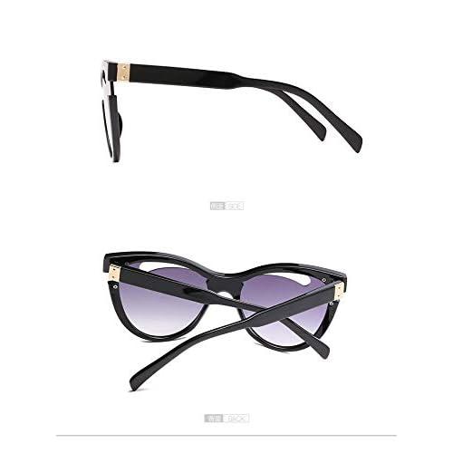 und Herrenbrille schwarze Glässer rosa Rahmen mit UV 400 Sonnenbrille Damen