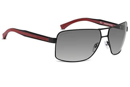 Emporio Armani EA 2001 Men's Sunglasses Matte Black - Armani Ea2001 Emporio