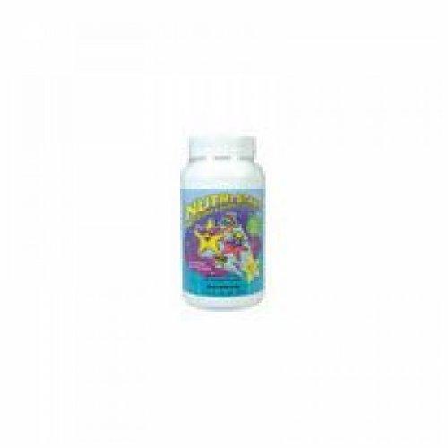 Rainbow Light Nutri Stars Childs Fruit Blast Chewable M/Vitamin (1x120 TAB)