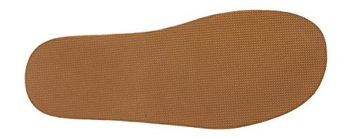 11 8 Pelle Antiscivolo 6 Da Marrone Vera 7 10 Pantofole Uk 9 Scarpe Comfort Uomo Luxury Naturale Per Taglie qWxTnw41n