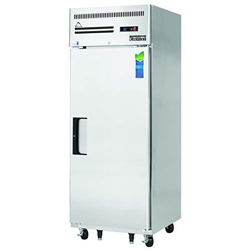 "Everest ESR1 29-1/4"" Solid Door Upright Reach-in Refrigerator, 23-Cubic Feet, NSF"
