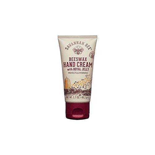 Savannah Bee Company Beeswax Hand Cream   1 7 Ounce Tube