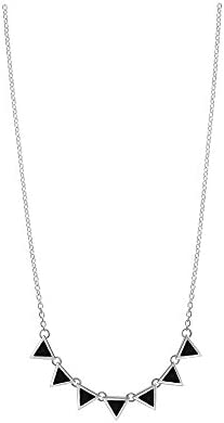 Boma Jewelry Sterling Triangle Necklace product image