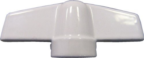 Ideal Security Inc. SK929T 4 Window Crank, White by Ideal Security Inc.
