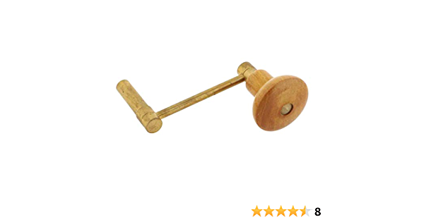 10 Grandfather Clock Crank Key Winder Mainspring Key Size No.