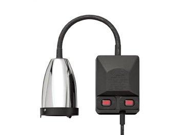 240 volt BBQ Rotisserie Electric BBQ Light and Universal Rotisserie Kit