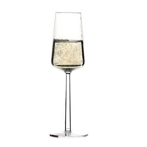 Iittala Essence 7-Ounce Champagne Glass, Set of 2