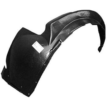 KA LEGEND Front Driver Left Side Fender Liner Inner Panel Splash Guard Shield for Malibu 2004-2008 15882054 GM1248140