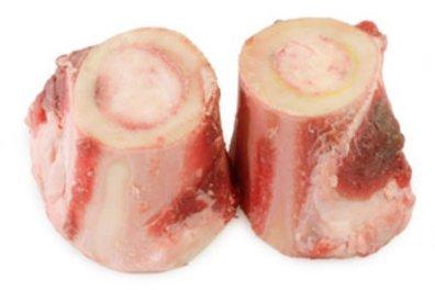 Glatt Kosher Beef Marrow Bones - 4lb Pack ()