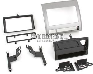 (Metra 99-8214TG Dash Kit for Toyota Tacoma 05-Up Text (Gray))