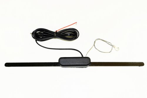 AntennaMastsRus - Universal HIDDEN Style AM/FM AMPLIFIED Radio Antenna for (Boat's/Hot Rod's/Golf Cart's/Dune Buggies/Harley's/Motorcycle's/Camper/Trailer/Motorhome/ATV/UTV/Recreational Vehicle's)