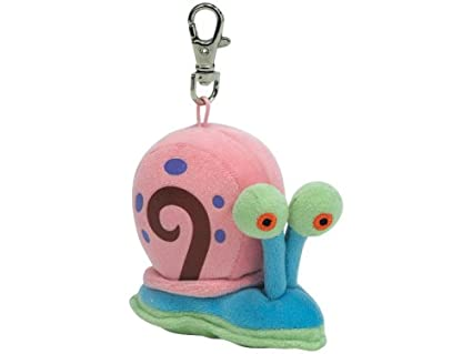 871bdb25a89 Image Unavailable. Image not available for. Color  Ty Beanie Babies  SpongeBob Gary - Snail Clip