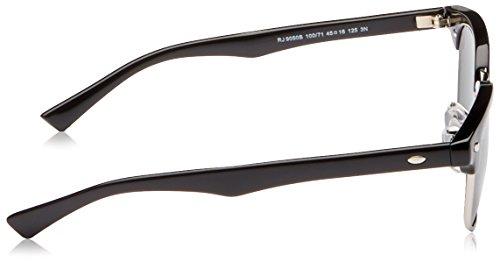 Gläser Grün Gestell Junior Noir 71 Klassisch Ban Schwarz RJ9050S 100 Ray Sonnenbrille fqRSTnw4w