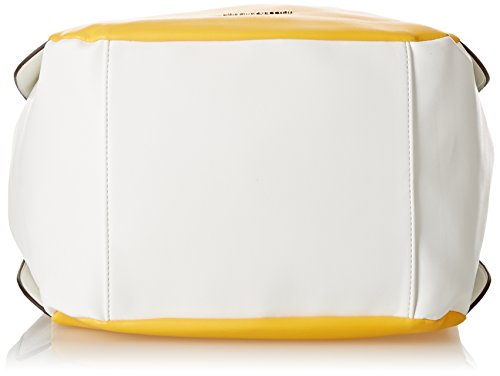 Pollini Sac bandoulière, Giallo/Bianco/Testa di Moro (Jaune) - SC4500PP11SF140A