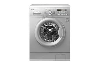 LG 6 Kg Front Load Washing Machine - F10B8NDP25
