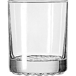 Fashioned Hill Old Nob (LIB23286 - Libbey glassware Nob Hill Old Fashioned Glass - 7.75 Ounce)