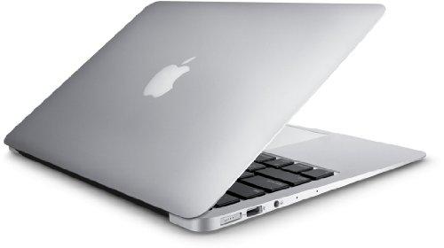 Apple MacBook Air 33,78 cm (13,3 Zoll) Notebook (Intel Dual-Core i5, 1.4GHz, 4GB RAM, 128GB Flash-Speicher)