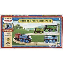 Thomas & Friends Thomas and Percy Starter Set (Thomas Starter Set Train)