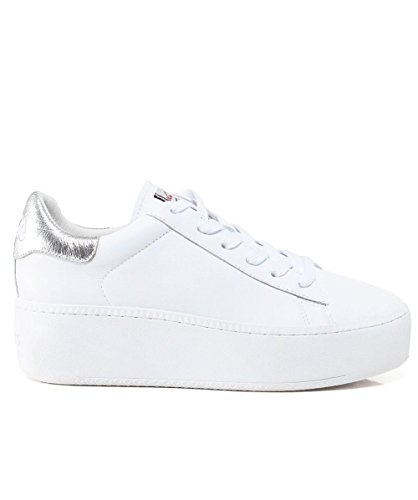 Womens Trainers Ash Moon White Leather Cult vpZ14
