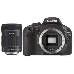 Canon EOS 550D - Cámara Réflex Digital 18.7 MP (Objetivo EF-S 18-