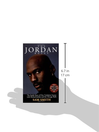 b91fe8aa05ff Buy The Jordan Rules Book Online at Low Prices in India