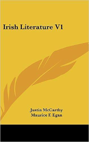 Irish Literature V1