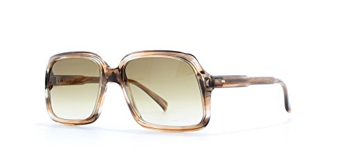Bausch & Lomb Gontran BRN Brown Authentic Men - Women Vintage - And Sunglasses Lomb Vintage Bausch
