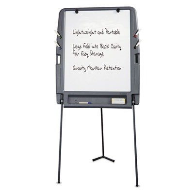 ICE30227 - Iceberg Portable Flipchart Easel With Dry Erase Surface
