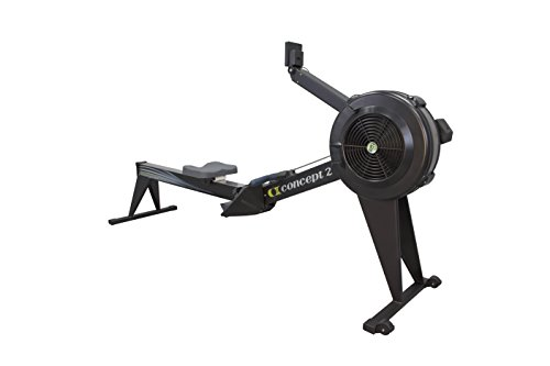 Concept2 Model E Indoor Rowing Machine with PM5, Black
