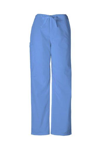 Professional Uniform (Scrubs - Authentic Cherokee Workwear Unisex Scrub Pant (Ciel, 4XL))