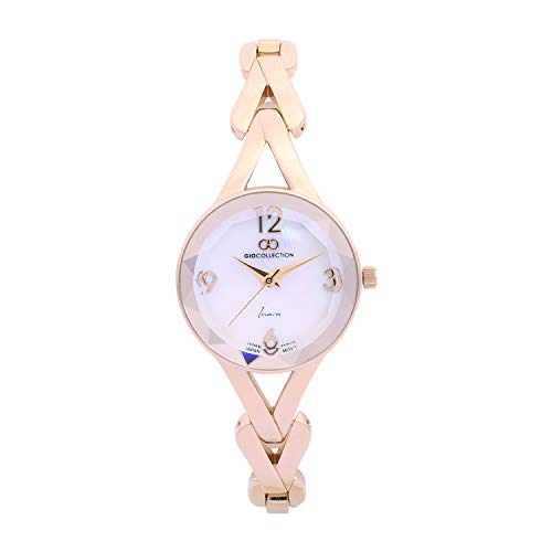 Gio Collection Analogue Women #39;s Watch G2126