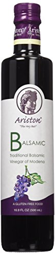 Ariston Traditional Modena Balsamic Premium Vinegar Aged 500ml Product of Italy Sweet (Sangiovese Sweet Wine)