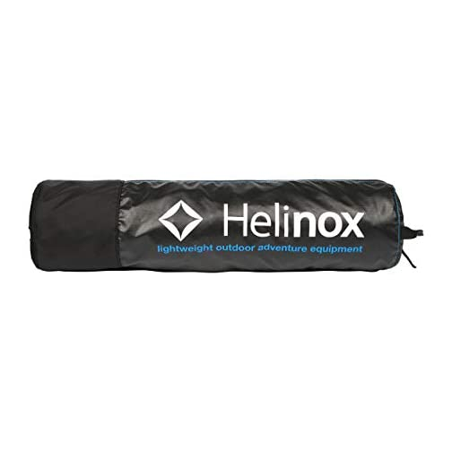 Compact Collapsible Helinox Cot One Lightweight Portable Camping Cot Adjustable