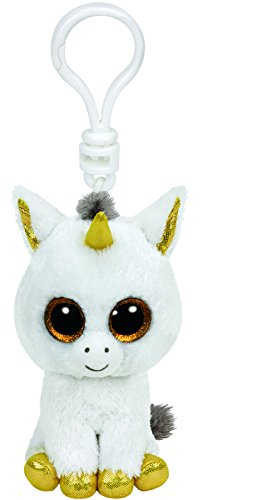 Image Unavailable. Image not available for. Color  Ty Beanie Boos Boos 3  Key Clip - Pegasus the Unicorn by 961c2fb1e4e7