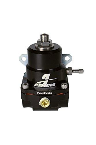 Aeromotive 13138 NEW A1000 Regulator Adjustable EFI (2)-6 inle (Aeromotive Regulators Ford)