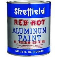 Red Hot Paint Alum 32oz